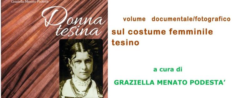 """Presentazione della pubblicazione """"Donna Tesina"""""""