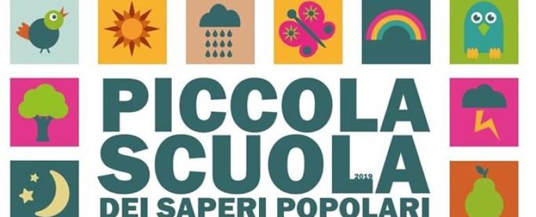 La Piccola Scuola dei Saperi Popolari all'Ecomuseo della Valsugana